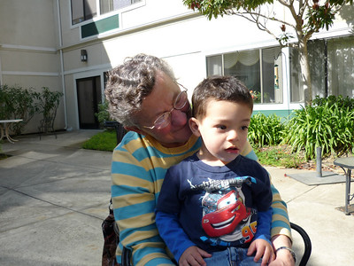 Great Grandma & Grandpa