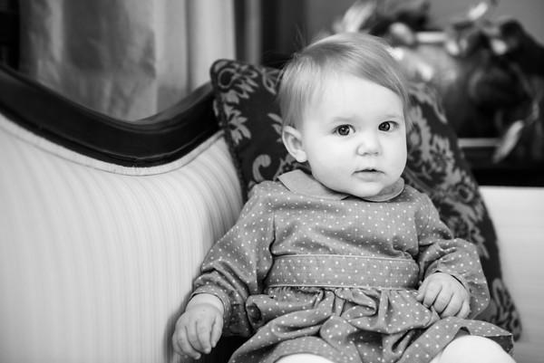Greta 9 Months