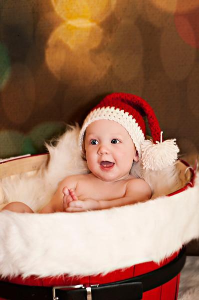 Hailee's christmas pics
