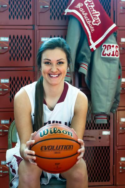 Hailey Basketball 13-14