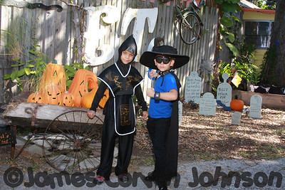 Halloween,  Sarasota Childrens Garden Party - Sarasota, FL , James Corwin Johnson Photography