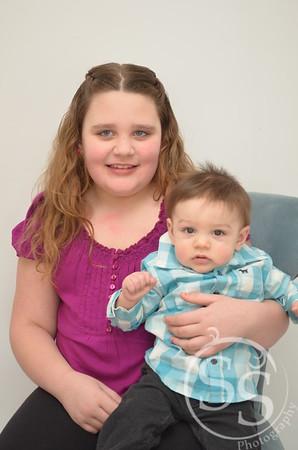 Hannah and Jackson