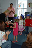 Hannah's Preschool Graduation - Sunrise Montesorri