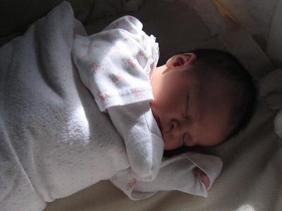 Hanna's first month