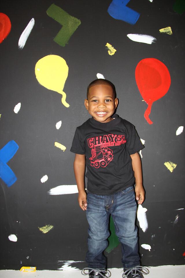 The Birthday Boy,  Happy Born Day Chase....