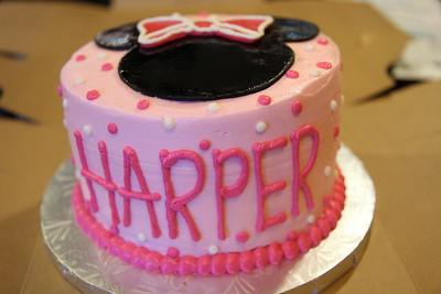 Harper Hubbard's 1st B-day 10/07/2015