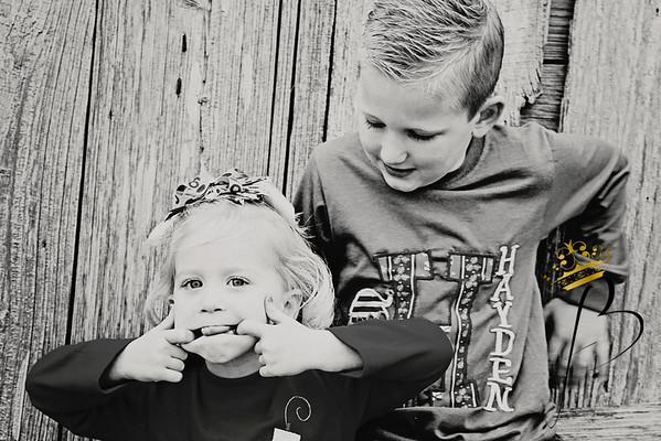 Hayden & Hadalee