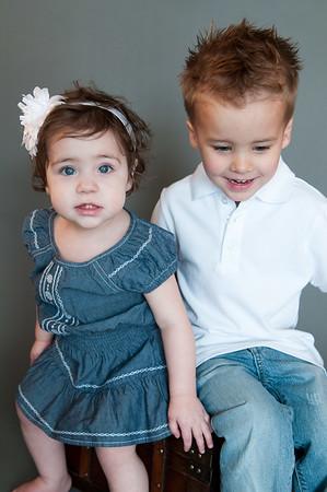 Hayden & Alivia