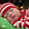 Hayes- 3 weeks and Christmas :