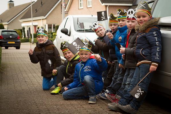 Heikki 6 jaar kinderfeestje