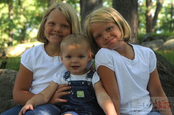 Hiller Grandchildren