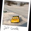 ... ainsi que son compatriote Jeff Corvette