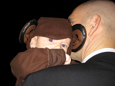 Holden's 1st Halloween, October 31, 2007