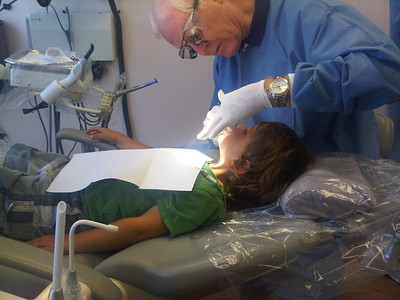 Holden's 1st Trip to the Dentist