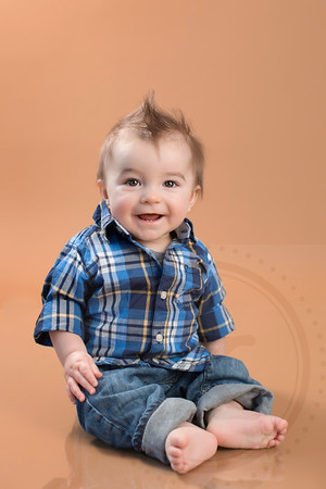 Hudson 9 months