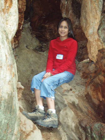 ICO Field Trip Twin Falls hike - Fall 2007