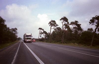 A50 Apeldoorn Arnhem 1985