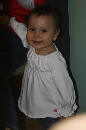 Iliana's 1st Birthday