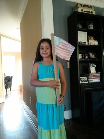 Iliana's flag