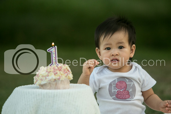 Isabelle 1 Year