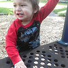 At the playground!