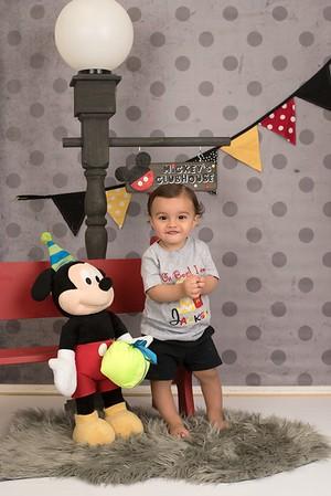 Jackson B's 1st Birthday