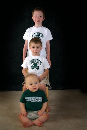 Jackson, Nathan & William