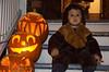 Jaden and the Jack-o-lanterns