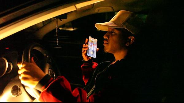 "Phone ""OTW"" Driving Away 3"