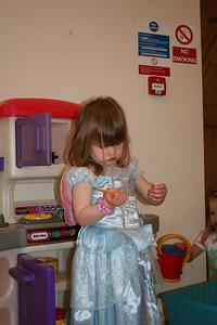 Sophia (the birthday girl!)