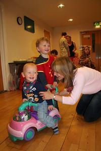 Gemma with Owen and Sam