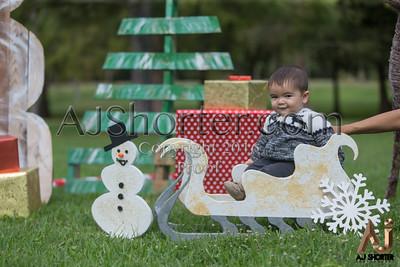 James Family - Christmas