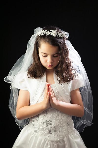 Janelle | 1st Communion