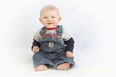 Jansen is 6 months old