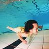 Zwemmen. Dat doe je ónder water!