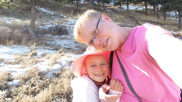 January 2016 - hike (in January?)