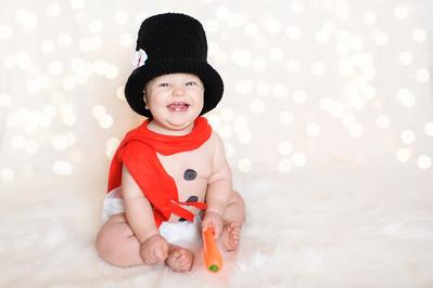 Jaxson Armstrong 9 months ~ 12 2013-11