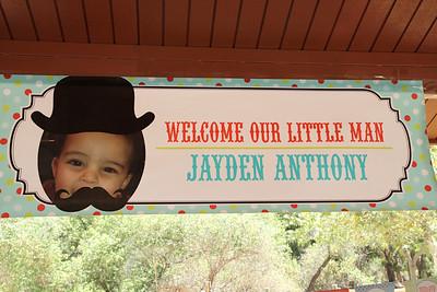 Jayden's Dedication 7/12/15