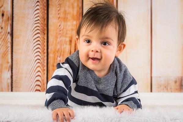 Joaquín Grande 1 año
