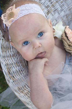 Joccelyn 6 months 11 15 14