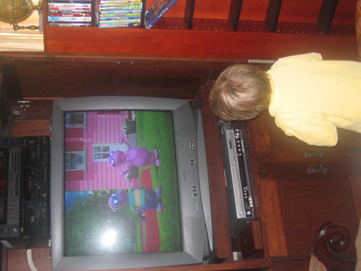 Joey Randoms: Age 3