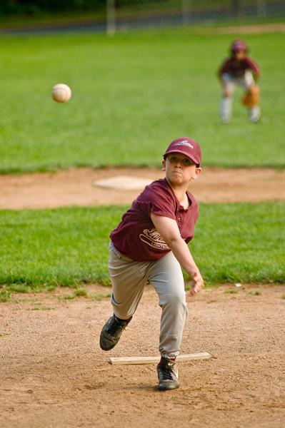 John's Baseball Game