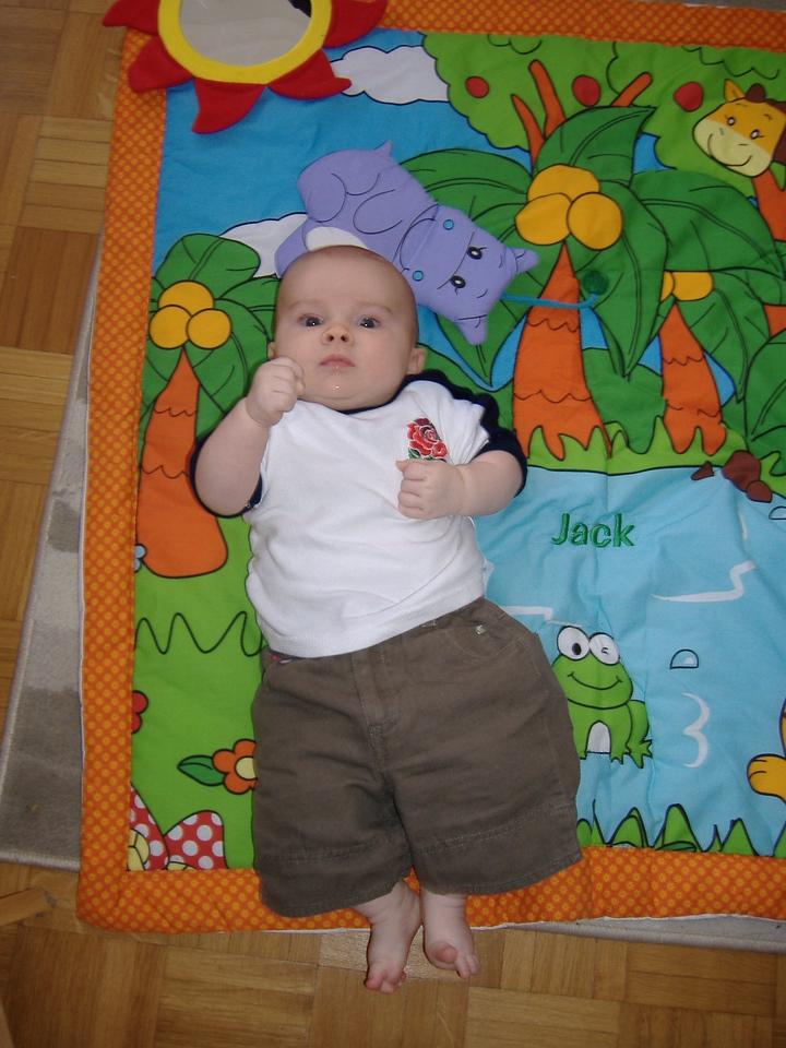 040 Big Boy Shorts & Cool New Playmat