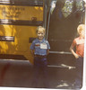 1st Day of School in MD--Grandma J. came down to be with you--David Ms. Dot's grandson on the edge of photo