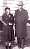 Great Grandparents Johnston--Gladys & Bill