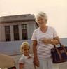 w/Grandma J at Navel Academy
