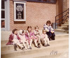 Leah, Jackie, Emily, JP, Katie, and Kymber at our wedding 3/24/84