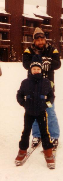 Smugglers Notch VT 1984