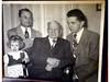 4 Generations of Johnstons:  Lynn, William, Alexander, & Douglas