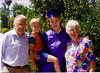 John's Graduation from Prospect 1993:  Grandpa J, Douglas, John, & Grandma J.